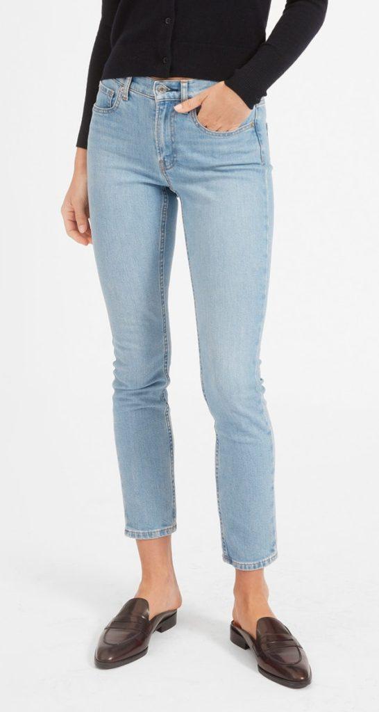 Everlane - Mid-Rise Skinny Jean
