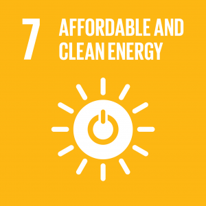 SDG 7 Affordable Clean Energy
