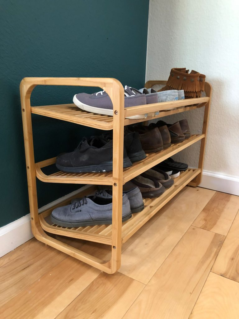 New shoe shelf, who dis?
