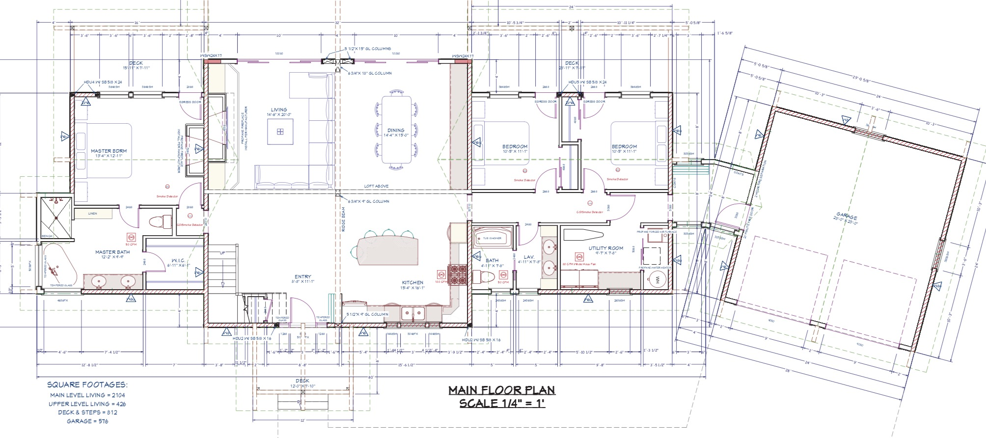 Architectural Plan by Montgomery Building Design LLC