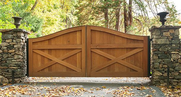 Our dream gate. Image via Tri State Gate