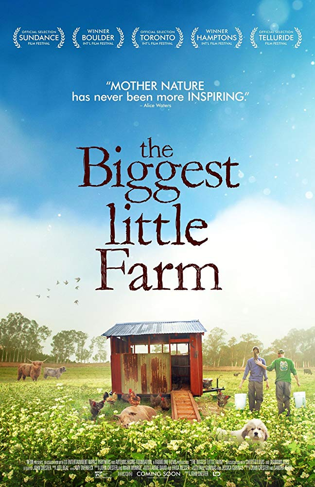 biggest Little name-poster