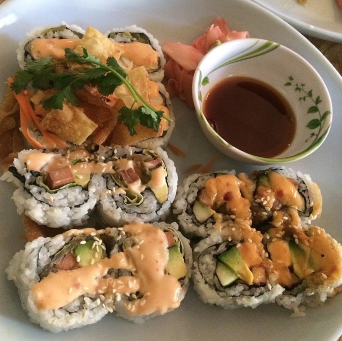 Image via Sipz Vegetarian Fusion Cafe