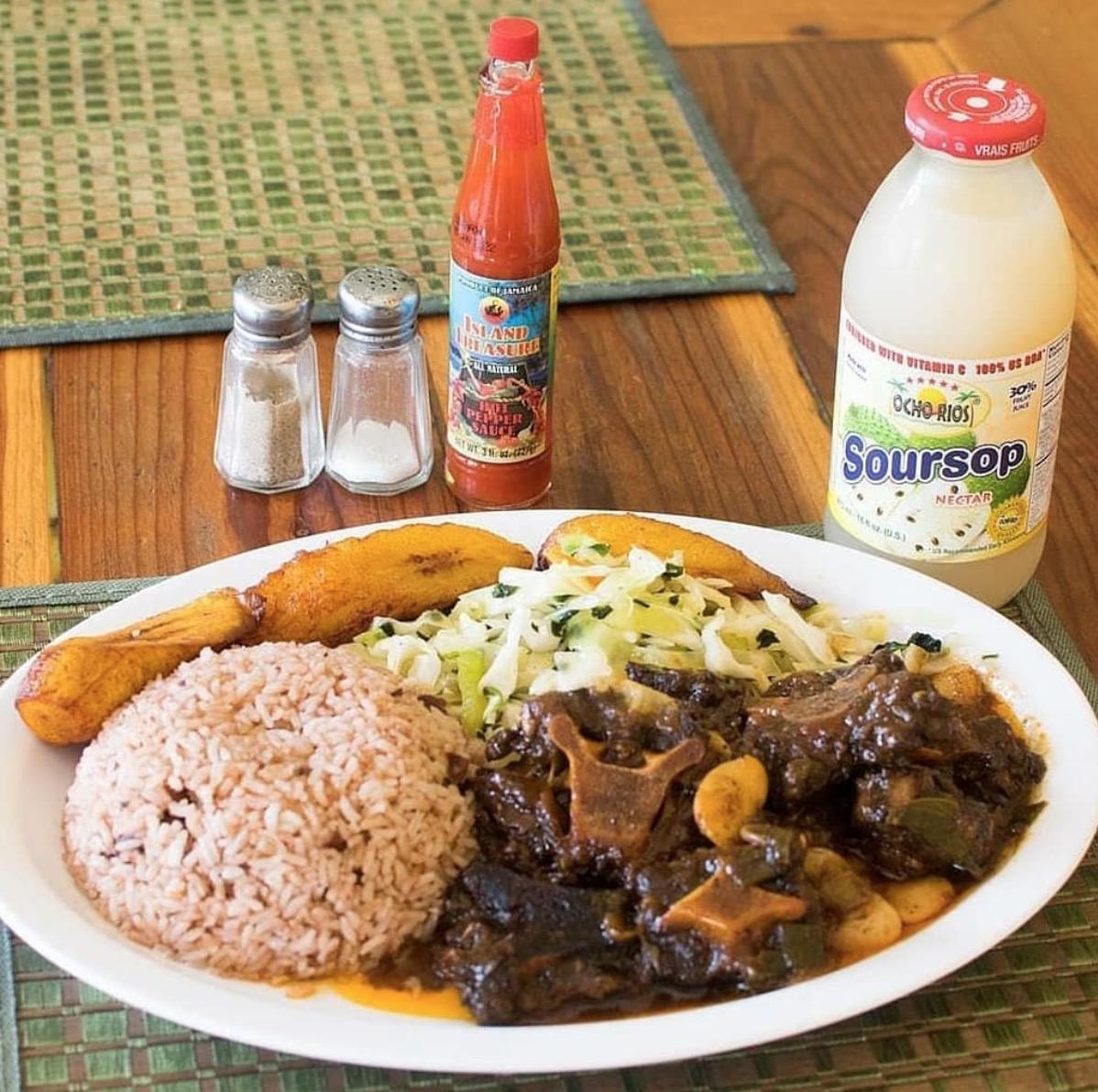 Image via Rock Steady Jamaican Restaurant