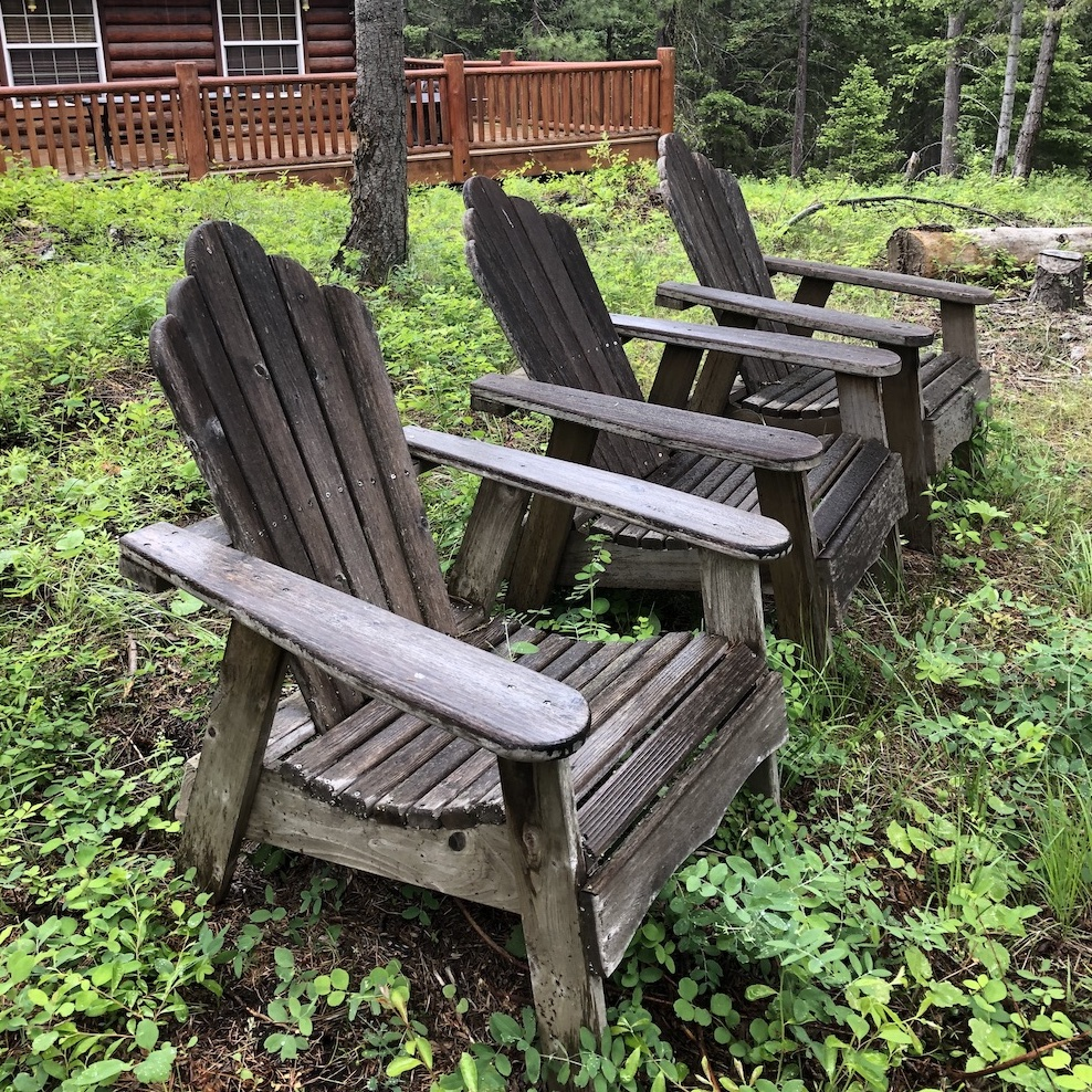 adirondack chairs featured image